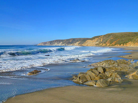 Point Reyes Strong Undertow